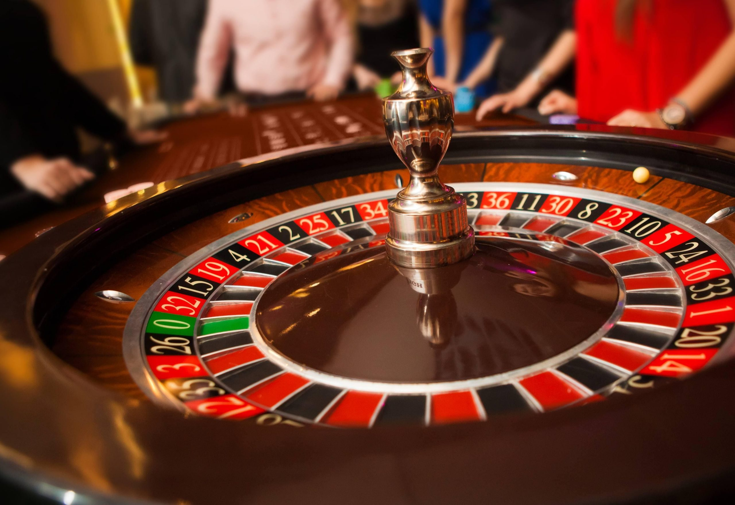 Stages of Playing Roulette Gambling to Win Streak